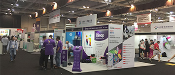 Tyson attend Global Sources Electronics Exhibition in HK