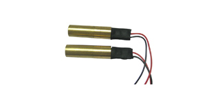 More details about green laser module