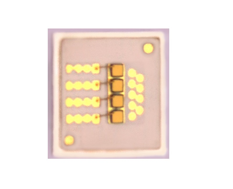 4-channel 850nm 25W Pulsed VCSEL Laser Diode