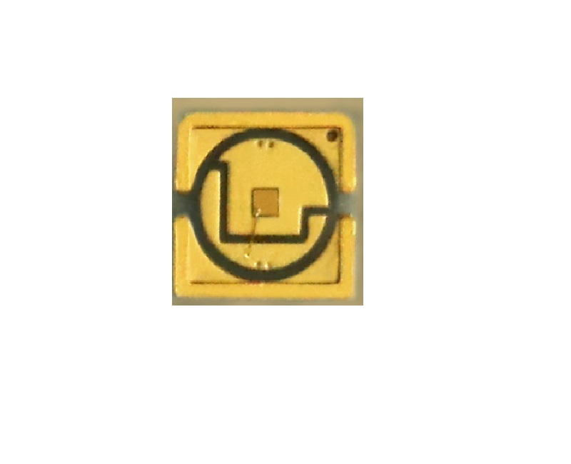 850nm 1W CW VCSEL Laser Diode 3535 package